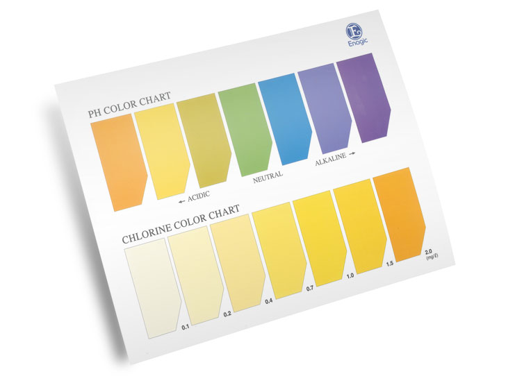Marketing Materials  Brochures  Ph Color Chart