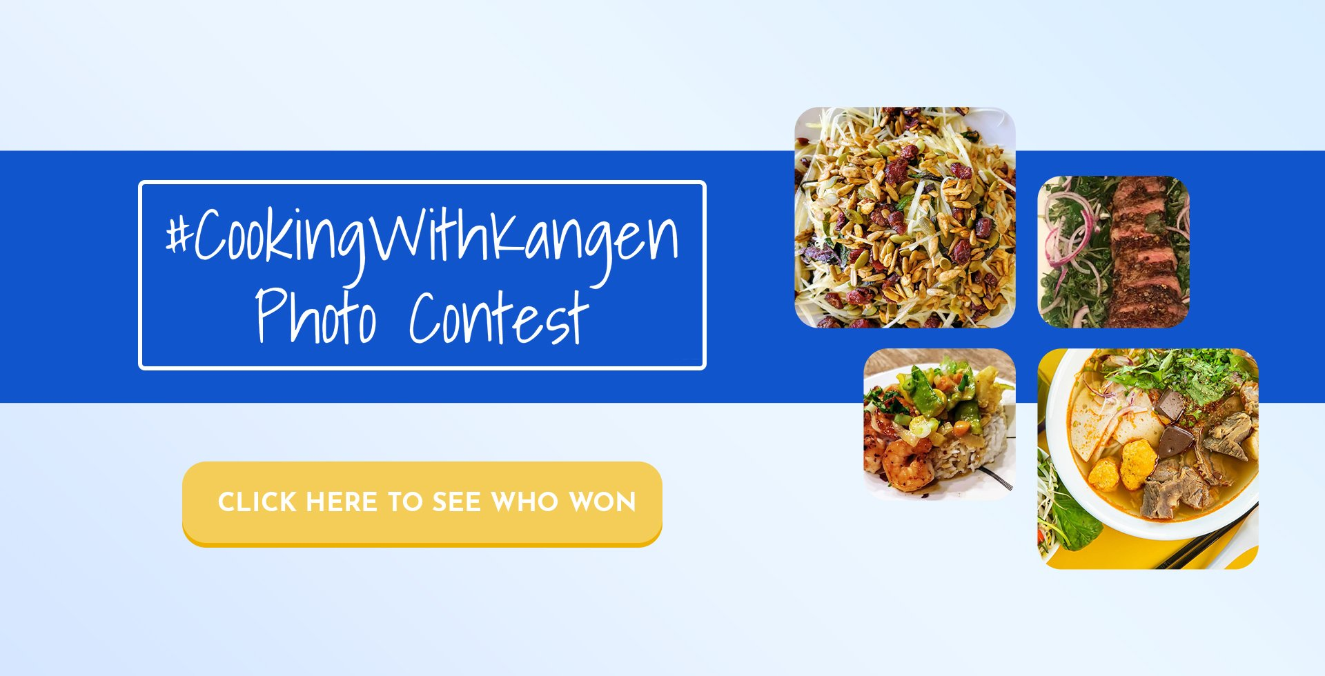 Cooking With Kangen Photo Contest