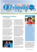 Enagic E-friends March 2010 edition