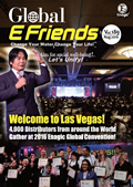 Enagic E-friends August 2016 edition