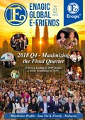 Enagic E-friends October 2018
