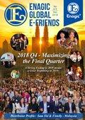 Enagic E-friends October 2018