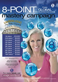 Download the 8-point Mastery Campaign Flyer