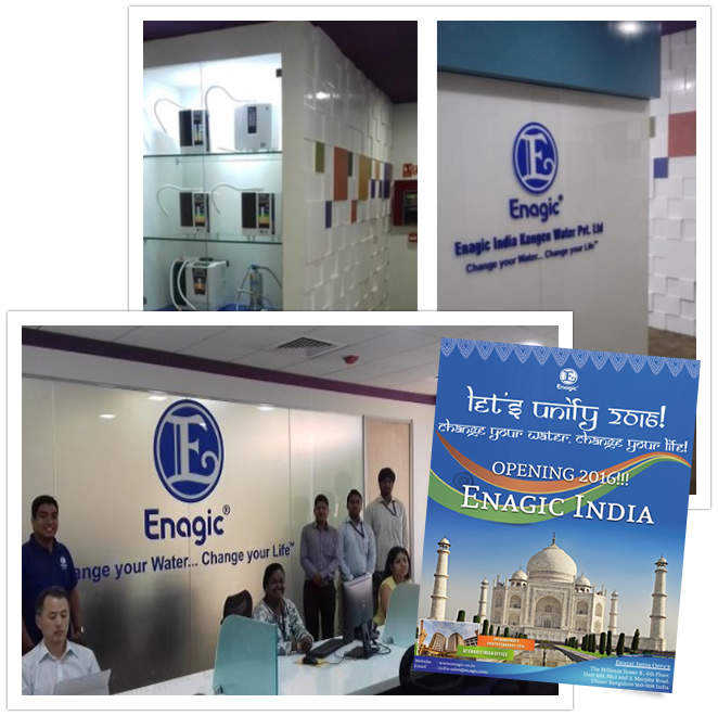 Enagic India Office