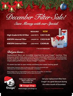 Filter Sale 2013 December
