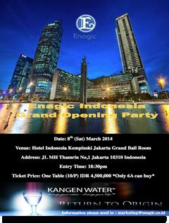 Indonesia Opening