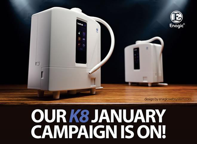 K8 Campaign