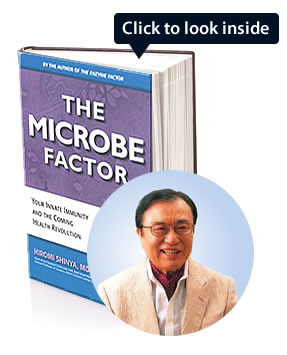 The Microbe Factor