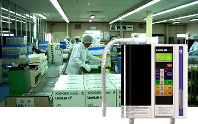 Take a tour of the Enagic factory!