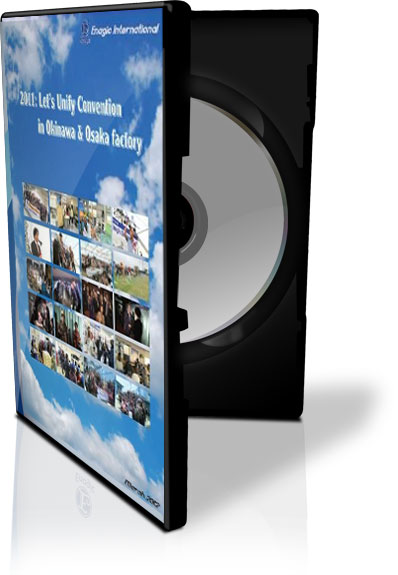 2011: Let's Unify Convention in Okinawa and Osaka Factory DVD
