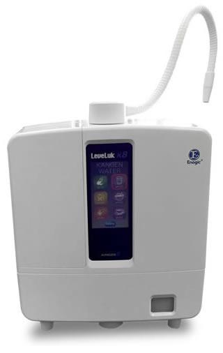 kangen water filter leveluk k8