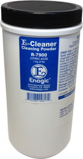 E-Cleaner Refill Powder No Sale